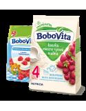 Kaszka mleczno-ryżowa o smaku malinowym 230g BoboVita