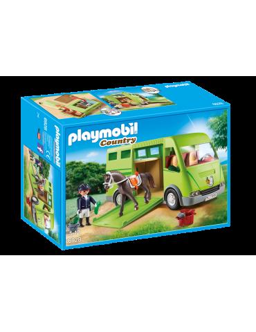 Pojazd do przewozu koni Playmobil