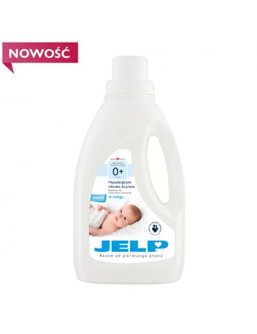 JELP 0+ Hipoalergiczne mleczko do prania do białego 1,5 L