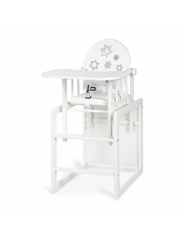Krzesełko AGA III Gwiazdki białe Klupś