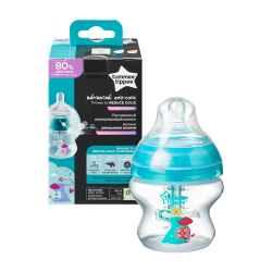 Butelka antykolkowa ADVANCED dekorowana Tommee Tippee 150 ml