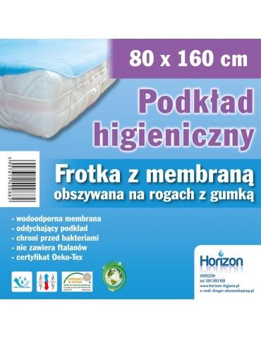 Horizon Podkład higieniczny ekologiczny 80x160cm
