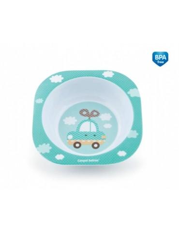 """Canpol Babies Miseczka melaminowa """"Toys"""""""