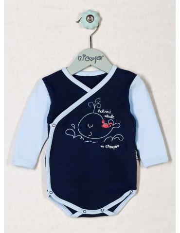 Body niemowlęce bawełniane ALA 74-98 10010 01