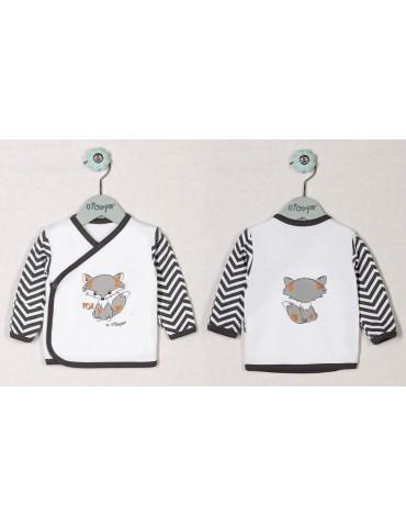 Koszulka niemowlęca bawełniana FOX 52-68 Nicola
