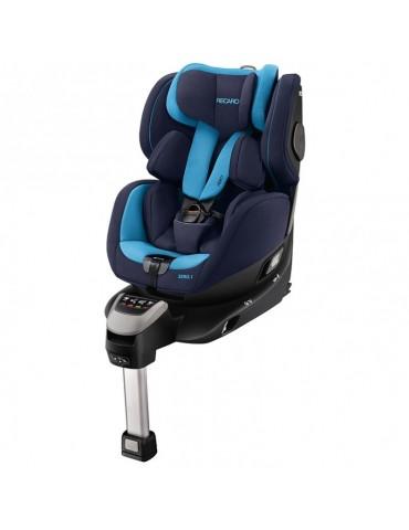 Recaro Zero 1 I-Size Fotelik 0-18 kg Xenon Blue