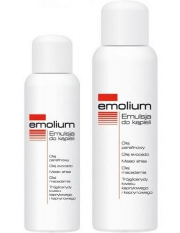 Emulsja do kąpieli 20ml Emolium