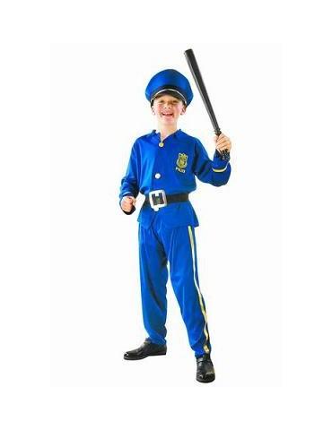 Strój Policjant Madej