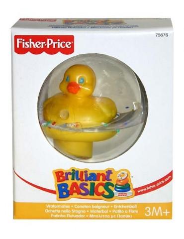 Fisher Price Kaczuszka kąpielowa 75676