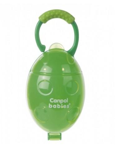 Pojemnik na smoczki Biedronka Canpol Babies