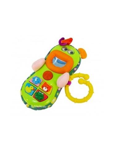 Telefon z dźwiękiem Smily Play