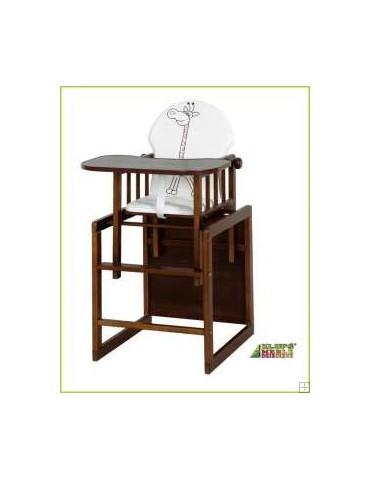 Krzesełko do karmienia Safari Klupś