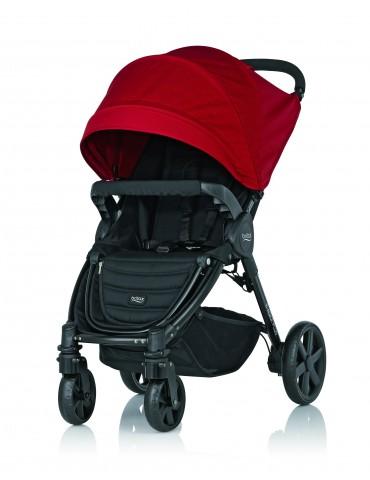 BRITAX  B-AGILE 4 Plus Chili Pepper wózek dzieciecy