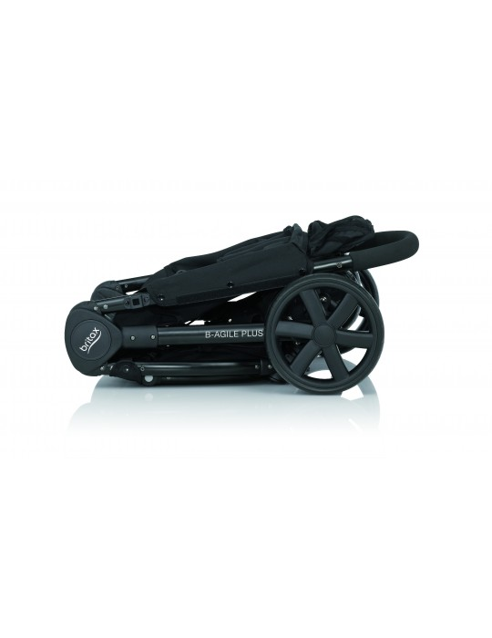 BRITAX  B-AGILE 4 Plus Black Thunder wózek dzieciecy