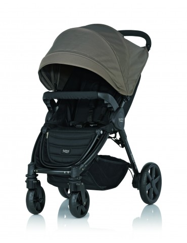 BRITAX  B-AGILE 4 Plus Fossil Brown wózek dzieciecy