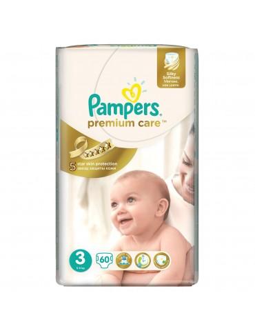 Pampers Premium Care 3 Pieluszki Midi