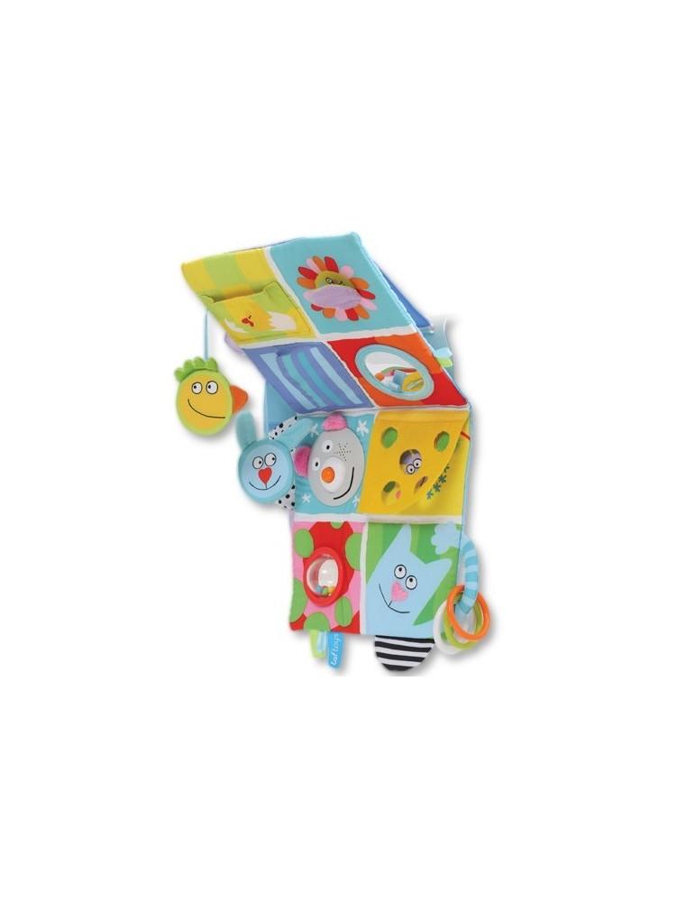 Mini plac zabaw do łożeczka TafToys