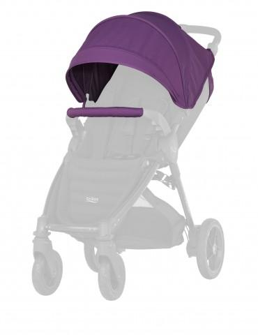 Britax Pakiet kolorystyczny do wózka B-Motion 4 Plus Mineral Lilac