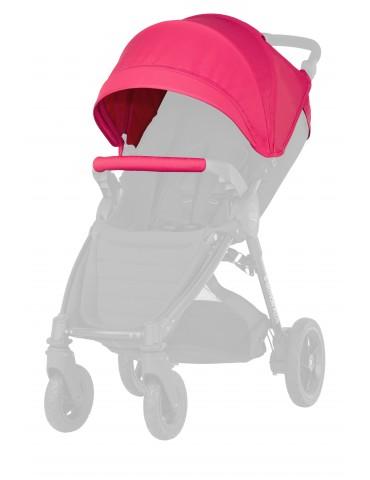 Britax Pakiet kolorystyczny do wózka B-Motion 4 Plus Rose Pink