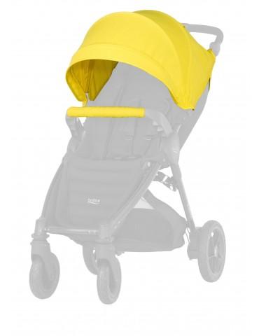 Britax Pakiet kolorystyczny do wózka B-Motion 4 Plus Sunshine Yellow