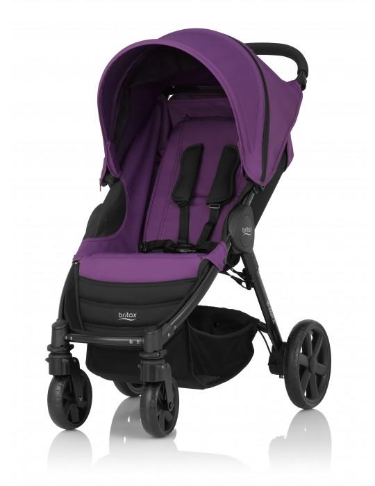 Britax B-Agile 4 wózek spacerowy Mineral Lilac