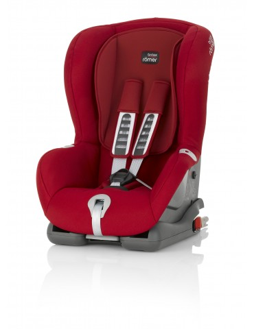 Britax Römer DUO Plus Flame Red fotelik samochodowy 9-18kg