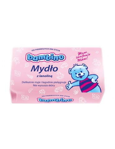 Mydło kostka 100g BAMBINO