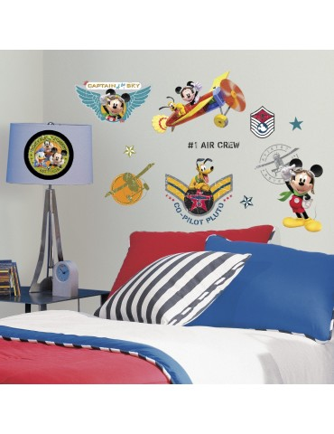 Naklejki Mickey pilot Roommates