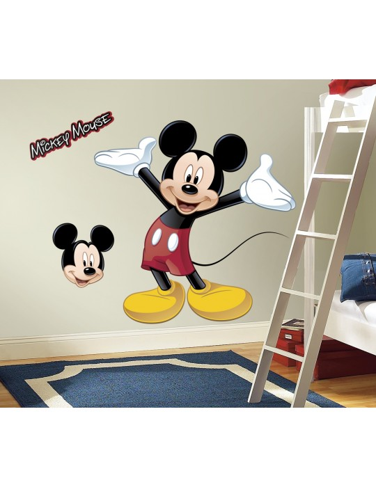 Naklejki Myszka Miki Roommates