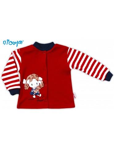 Kaftan niemowlęcy bawełniany ALA 56-80 Nicola 10001