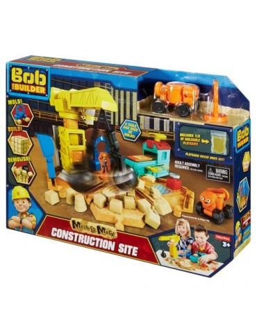 Bob Budowniczy Plac budowy
