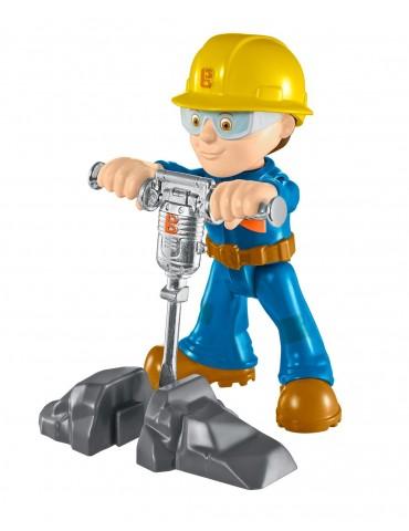 Minifigurka Bob Budowniczy z narzędziami Fisher Price