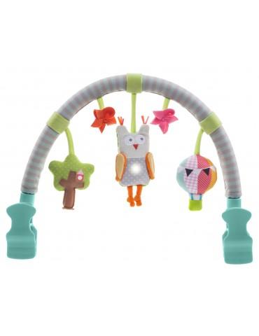 Łuk muzyczny Sowa 0m+ Taf Toys