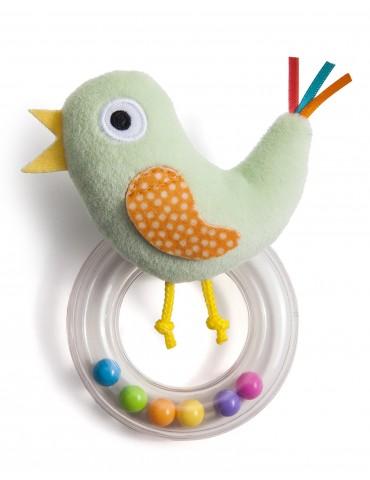 Grzechotka Ptaszek 0m+ Taf Toys