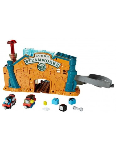 Thomas fabryka lokomotywek Fisher Price
