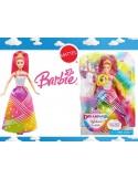 Barbie Teczowa Księzniczka Mattel