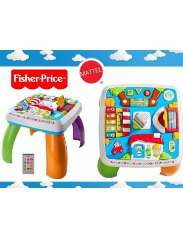 Stolik edukacyjny stolik Malucha Fisher Price