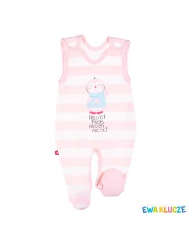 Śpioch niemowlęcy bawełniany WINTER 56-74 Ewa Klucze