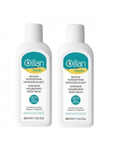 Balsam intensywnie natłuszczający 400ml Oillan Med