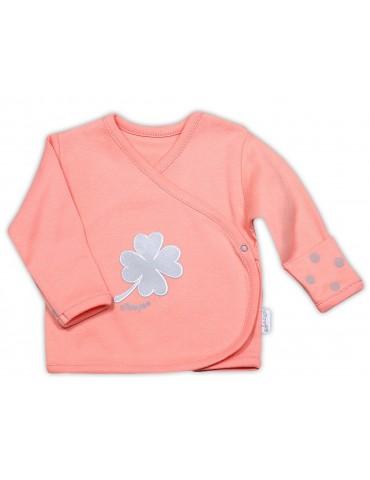Koszulka niemowlęca bawełniana KONICZYNKA 56-68 Nicola