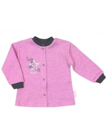 Kaftan niemowlęcy bawełniany SUPER STAR 56-80 Nicola