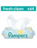 Chusteczki Pampers Baby Fresh - 64 sztuki