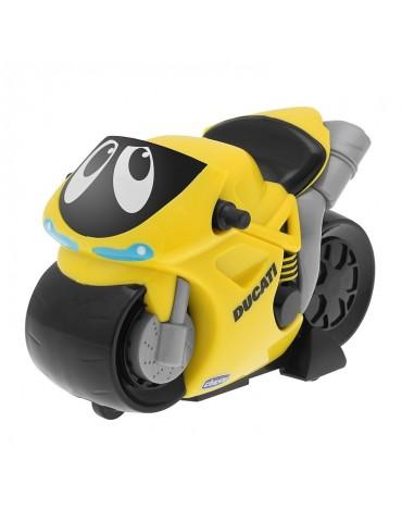 Chicco, Ducati żółty, pojazd, zabawka niemowlęca