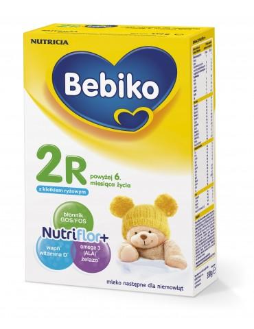 Mleko modyfikowane Bebiko 2R po 6. miesiącu 350g