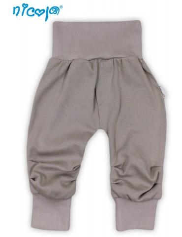 Półśpioch niemowlęcy bawełniany bez stópek MIŚ 62-86 Nicola