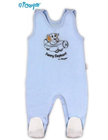 Śpioch niemowlęcy bawełniany SŁONIK 48-74 Nicola