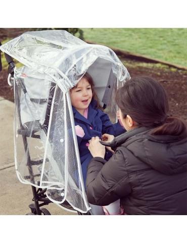 FOLIA PRZECIWDESZCZOWA DO WÓZKAa Stroller Rain Cover
