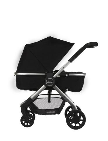 Wózek głęboko-spacerowy QUANTUM - Black Diono