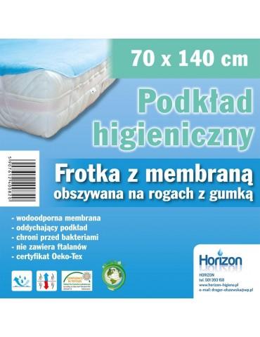 Podkład higieniczny – ekologiczny (70x140cm)