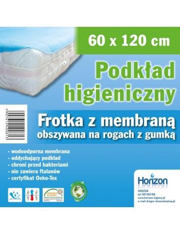 Podkład higieniczny – ekologiczny (60x120cm) Horizon